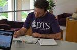 Flame DTS Alumni Triblend T Shirt