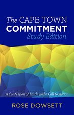CAPE TOWN COMMITMENT STUDY ED