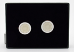 Medallion Cufflings in Silver or Gold