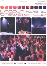 ALL TO YOU LIVE MUSIC BOOK