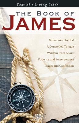 BOOK OF JAMES PAMPHLET TEST OF A LIVING | DTS Book Center