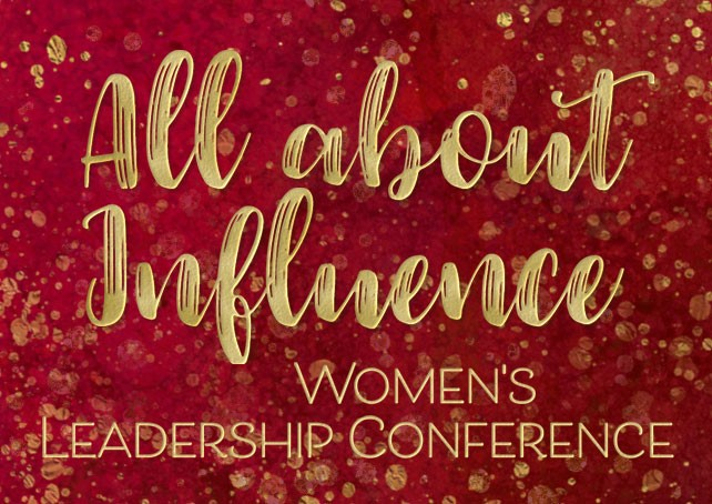 All About Influence Women's Conference 2017